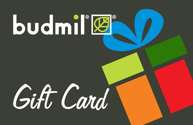 budmil Gift Card - Ajándékkártya